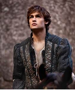 Still in HQ from Romeo and Juliet! - Douglas Booth Italy