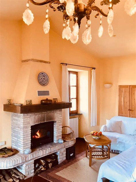 Gemütlich Am Kamin by Casa In Castellazzo Ligurien Objekt 59702