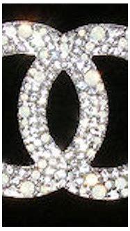 Diamond Chanel Logo (JPG)   Official PSDs