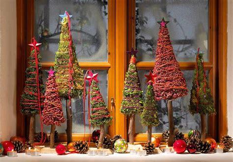 Weihnachtsdeko Für Die Fensterbank
