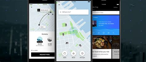 Engineering The Architecture Behind Uber's New Rider App