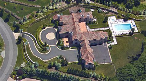 million  square foot tuscan mega mansion