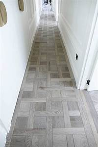 large hallway with carpet flooring chantilly parquets de With parquet chantilly