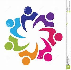 Teamwork Union Logo Royalty Free Stock Photography - Image ...
