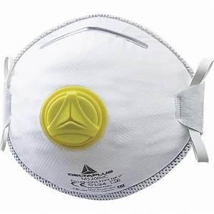 Masque à Poussière : masque poussi re ffp2 avec soupape ~ Edinachiropracticcenter.com Idées de Décoration