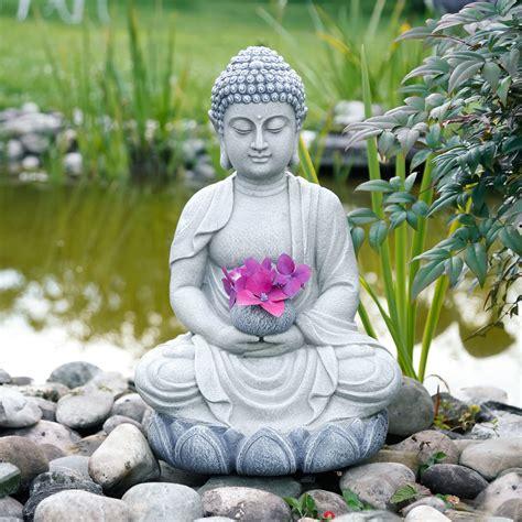 Garten Deko Buddha by Buddha Figur Maitreya Kaufen Bei G 228 Rtner P 246 Tschke