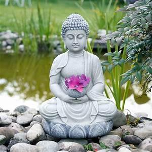 Buddha Bilder Gemalt : buddha figur maitreya online kaufen bei g rtner p tschke ~ Markanthonyermac.com Haus und Dekorationen
