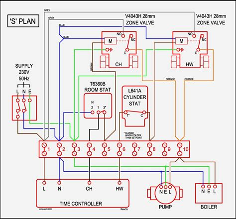 zone valve wiring diagram gadgetschinoispascher com
