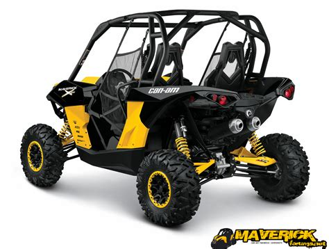 2015 Maverick 1000 Model Specs