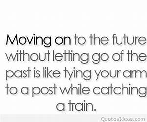 MOVING ON QUOTES AND LETTING GO image quotes at relatably.com