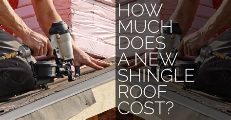 how much does a new minneapolis shingle roof cost