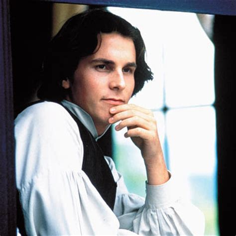 Never Saw Such Woman Christian Bale Love Him