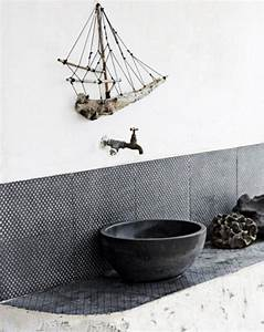 30 modern bathroom decor ideas blue bathroom colors and for Boat ornaments for bathroom