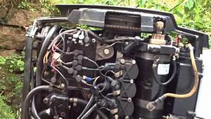 1984 Mercury 60 Hp Outboard Starter Igjen Etter 3  U00e5r I