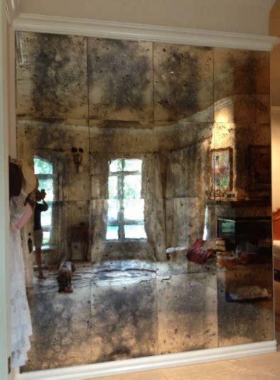antique mirrors  purpose glazing