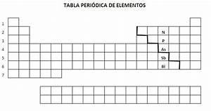 Tabla periodica para colorear imagui tabla periodica sin elementos imagui urtaz Image collections
