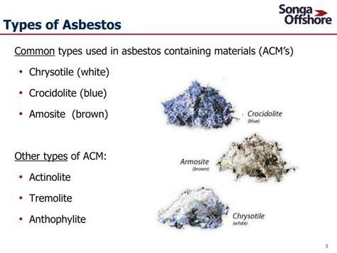 asbestos awareness training  powerpoint