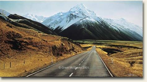 21 Best Road Paintings Images On Pinterest