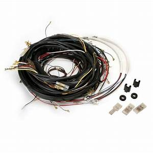 Vw Wire Harness Kit 1967 Type 1 Bug - Dune Buggy Parts  Sandrail Parts  Vw Parts
