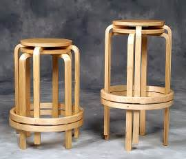 Christopher Knight Home Bar Stools by Bentwood Natural Stackable Counter Stools Set Of 4