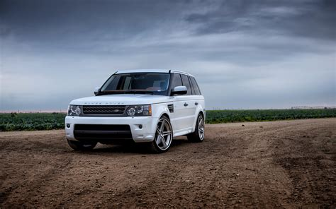 Cars Range Rover Wallpaper