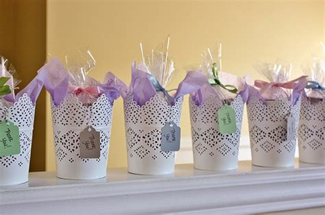 cheap and unique bridal shower favors ideas marina gallery
