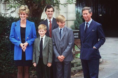 Prince William At His First Day Of School At Eton College
