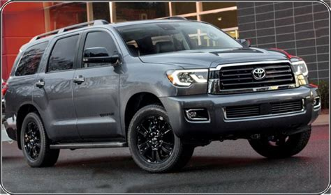 2019 Toyota Sequoia by 2019 Toyota Sequoia Trd Sport Specs Release Date And