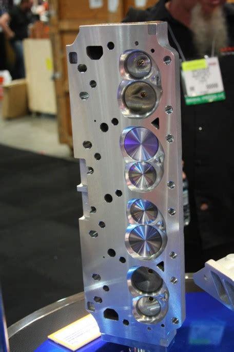 bangshiftcom power port  big block chrysler cylinder heads