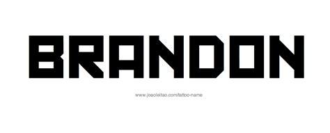 brandon  tattoo designs