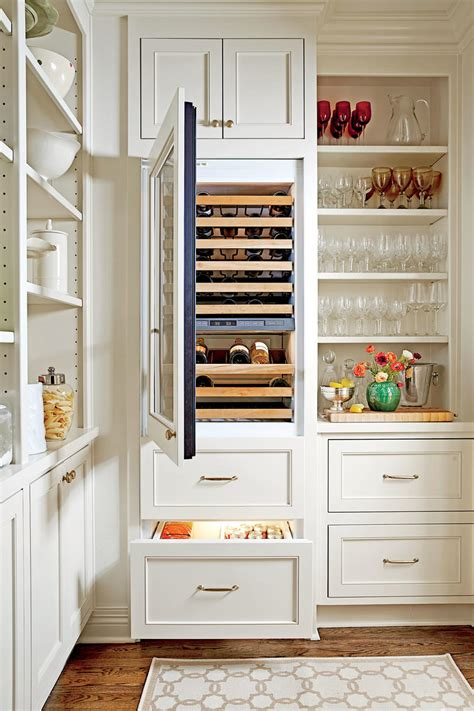 Decorating Ideas For Kitchen Cupboards by Creative Kitchen Cabinet Ideas Southern Living