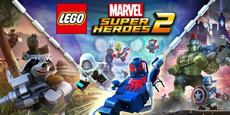 lego marvel super heroes  nintendo switch games