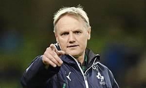 Profile of Irish Rugby coach Joe Schmidt