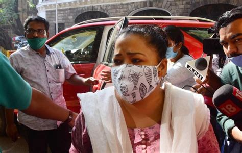 Comedian Bharti Singh arrested after NCB recovers ganja ...