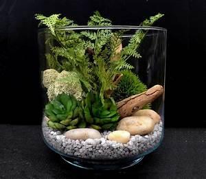 Terrarium Plante Deco : terrarium plante atelier ~ Dode.kayakingforconservation.com Idées de Décoration