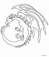 Coloring Pages Dragon Dragons Printable Cool2bkids Children Mythology Fire Fairy sketch template