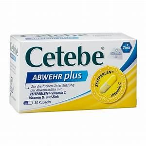 Vitamin D3 Berechnen : cetebe abwehr plus hier bei nu3 ~ Themetempest.com Abrechnung