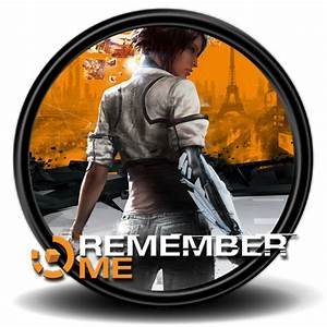 Remember Me PNG Icon by SidySeven on DeviantArt