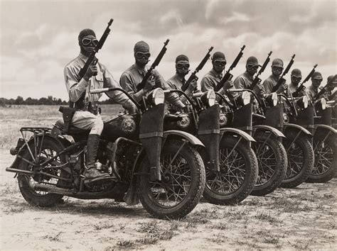 History Of Motorcycles In The Military