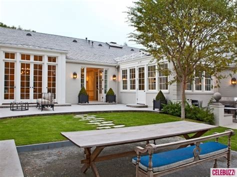 Gwyneth Paltrow and Chris Martins New California Mansion
