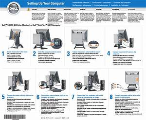 Dell 1707fpt 1707fpt Quick Setup Guide User Manual En Us
