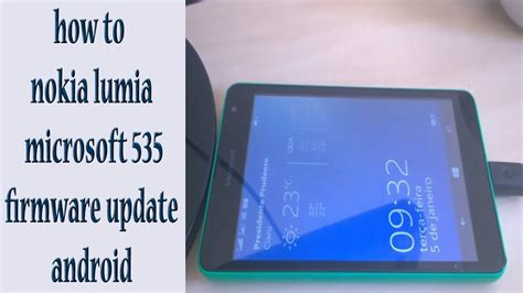 how to nokia lumia microsoft 535 firmware update android