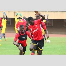 Pictorial Uganda Vs Tanzaniaday 4 Training Check Out