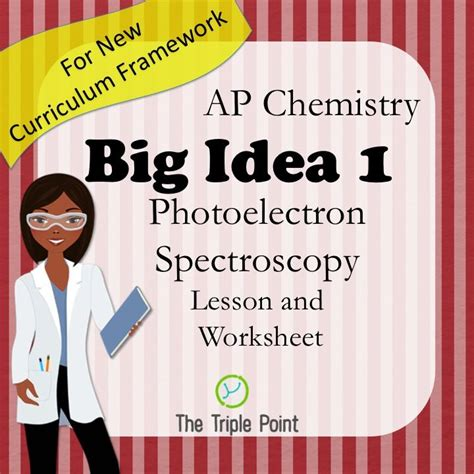 ap chemistry big idea 1 photoelectron spectroscopy pes