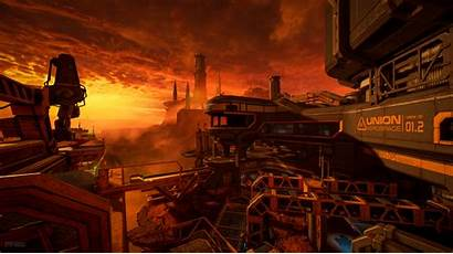 Doom Mars Wallpapers Background Backgrounds 2145 Wall
