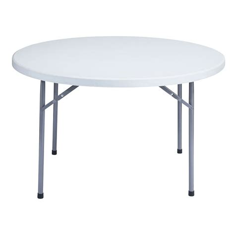 national public seating table national public seating bt48r 48 quot round gray plastic