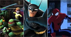 The, 10, Best, Superhero, Cartoons, Of, The, 2010s, Ranked, According, To, Imdb