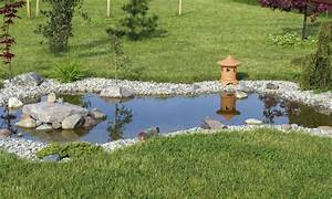 Bassin Exterieur Preforme : am nager un bassin d 39 ornement dans votre jardin la pause ~ Premium-room.com Idées de Décoration