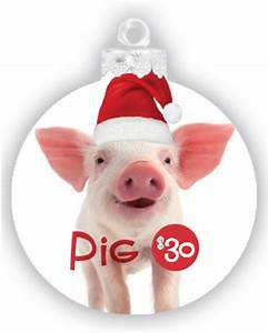 ELCAMA1320 Advent Tree Ornament Packs Pig ELCA Good Gifts