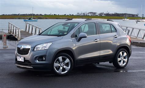 Manual and automatic in the australia. Holden Trax: pricing and specifications - photos   CarAdvice
